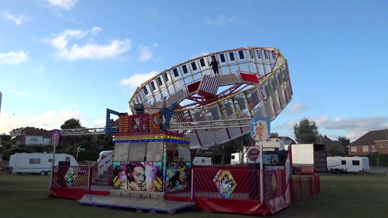 White Bros' Energy @ Bexhill Carnival Fair 2015 - YouTube