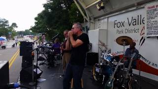 The Brothers of Absolution ~ Classic Chicago Blues @ Montgomery Fest 2015