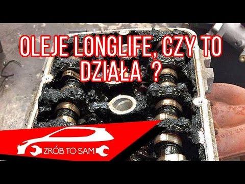 Oleje LongLife , czy to działa  ???
