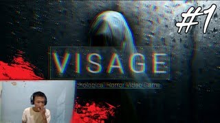 Game Horror- Visage Indonesia -part 1 (Ganti game horror )