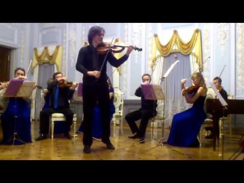 N.Paganini, Sonata per la Grand Viola C-dur Op.35 MS 70