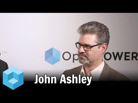 John Ashley  OpenPOWER Summit  OpenPOWERSummit  theCUBE