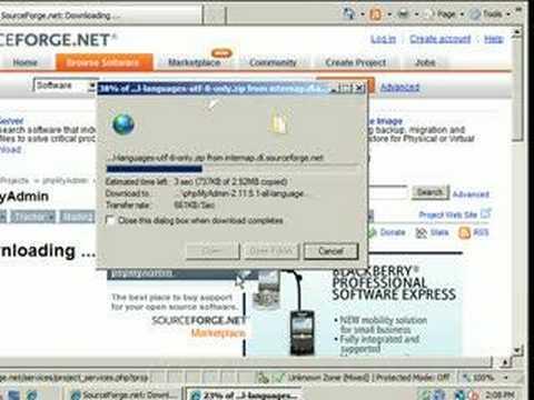 how to run mysql server on windows