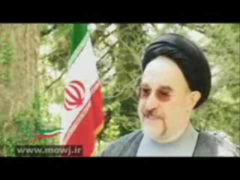 Part 2 of 4 - Mohammad Khatami first interview after standing down