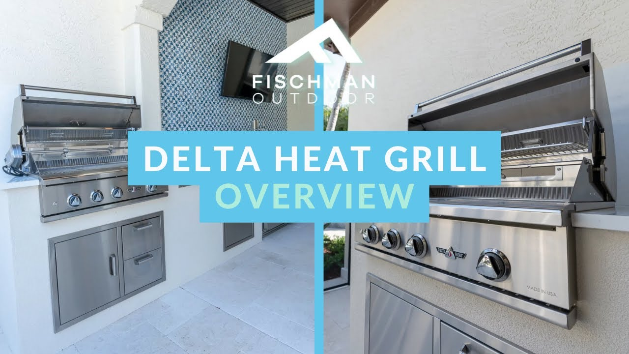 Delta Heat Grill Review