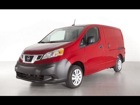 2013 and 2014 Nissan NV200 Compact Cargo Van Review
