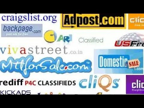 Best Top 12 Free Classified Ads Posting Sites US/UKin English