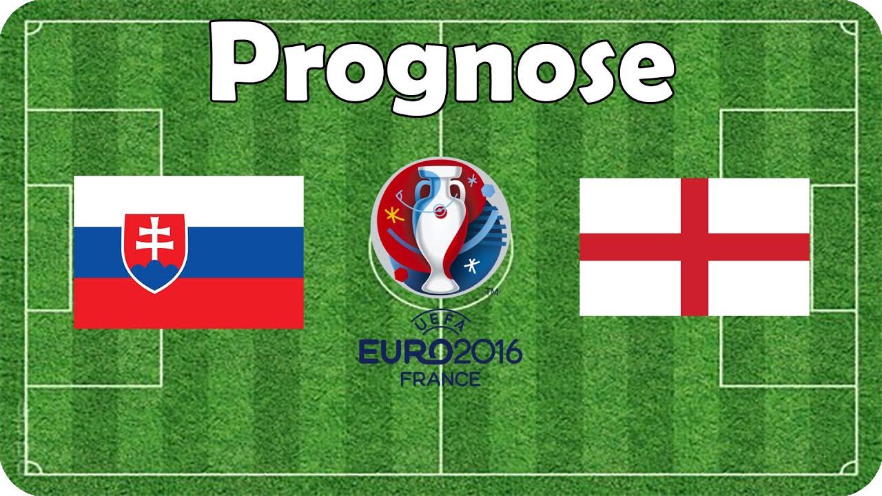 Prognose Slowakei England