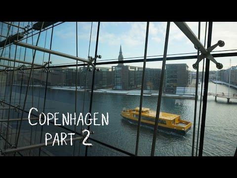 COPENHAGEN VLOG PART 2   2017  