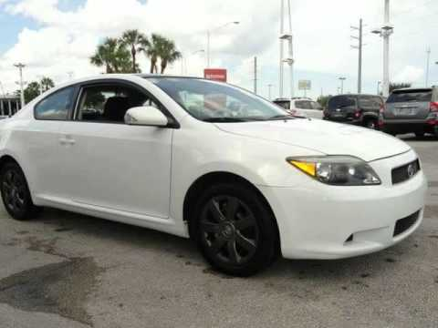 2007 Scion tC 3dr HB Manual Spec (Miami, Florida) - YouTube