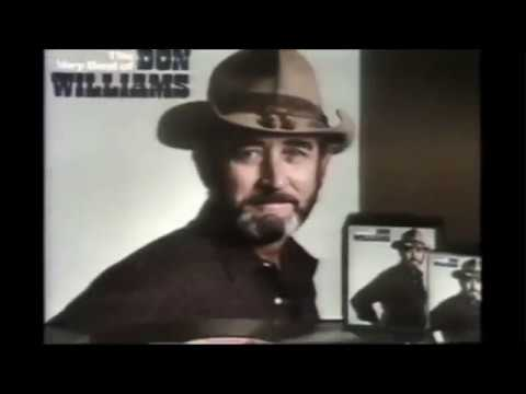 The Very Best of Don Williams Music Collection Ad (1984) (windowboxed)