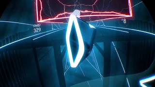 """Baixar Beat Saber """"Escape"""" One Handed Expert – 100% Perfect Combo (#1 Leaderboard) – PS4/PSVR"""