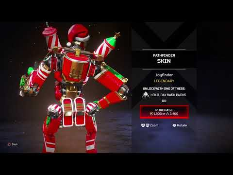 Apex Legends Christmas Event Honest Review