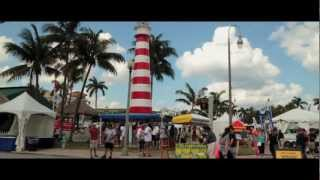 Zeelander at Palm Beach International Boat Show 2013