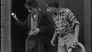 Charlie Chaplin - The Tramp (Laurel & Hardy)