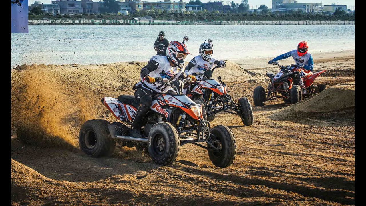 Uncategorized Pictures Of Quads adventure relay race with quads and jet skis red bull bar bahr youtube