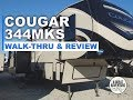 Cougar fifth wheel - The 344MKS