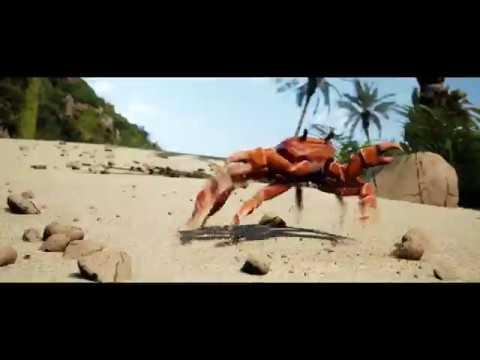 dancing crab meme