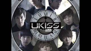 U kiss Japanese Debut Tick Tack Female version