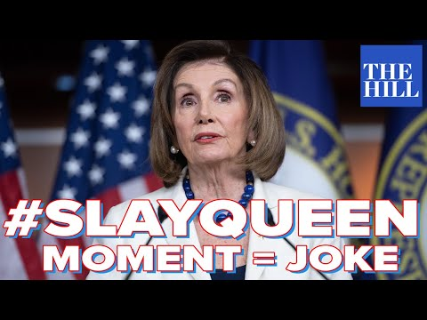 Krystal and Saagar: Pelosi's #slayqueen moment is a joke