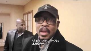 「ジェイフォニックは本物だぜ!!」 2010年12月、来日公演中のフ...