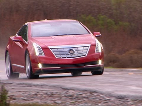 CNET On Cars - Cadillac ELR: More than a souped-up Volt? - Ep. 37
