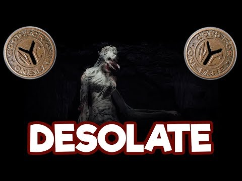 DESOLATE Gameplay Impressions #4 - Where's the Hidden Train Token?