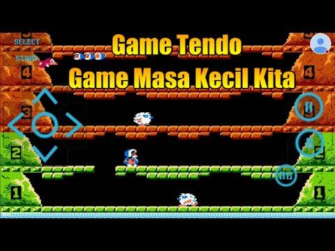 Cara Download Dan Pasang Ice Climber Di Android , Game Manjat Es (Main Nintendo).