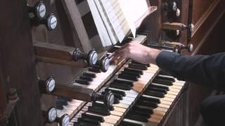 Benjamin Alard   Souvigny   Bach Goldberg   V30 et aria