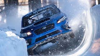 Бобслей на Subaru WRX