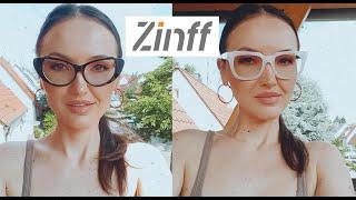 Бюджетные МОДНЫЕ очки с защитой от голубого экрана ZINFF