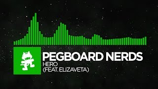 [Hard Dance] - Pegboard Nerds - Hero (feat. Elizaveta) [Monstercat Release]