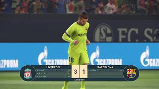 BARCELONA VS LIVERPOOL | GAMEPLAY | LIVE | SUBSCRIBE CHANNEL NOW