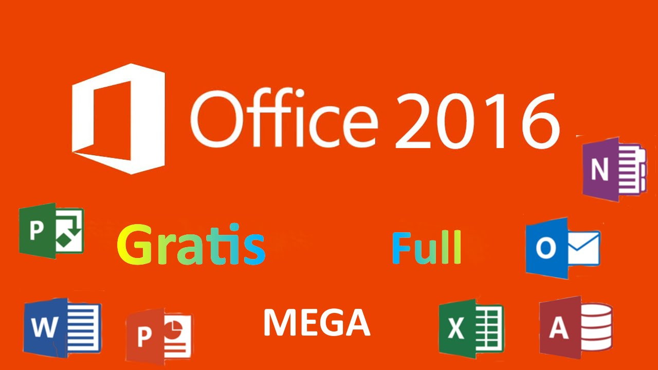 Descargar Office 2016 FUll En Espanol