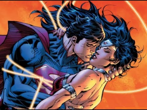 Superman and Wonder Woman Officially a Couple