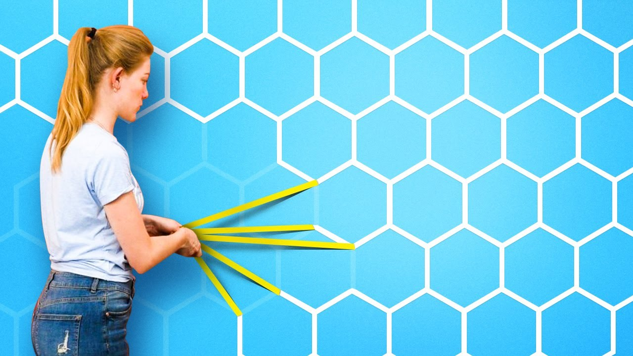 27 идей для покраски стен, которые вам захочется попробовать сделать самим