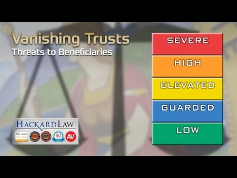 CA Trustee's Bad Ideas | Hiding The Trust From Beneficiaries