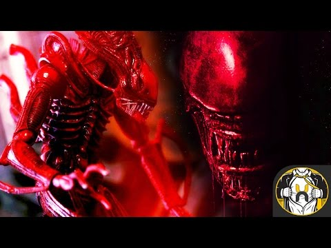 Red Xenomorphs - Explained