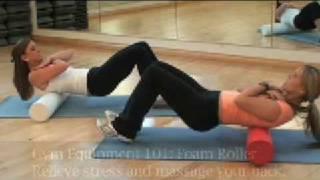 Foam Roller Exercise Video