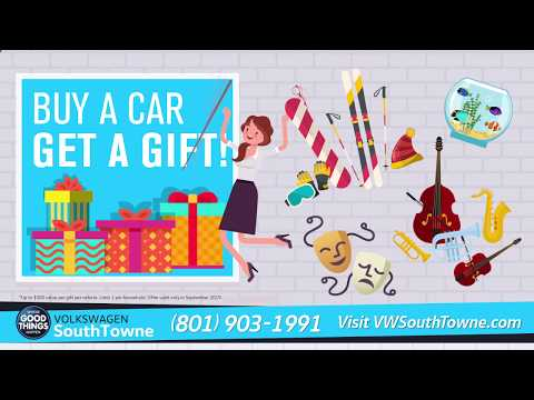 Volkswagen SouthTowne Double Down Event and September Giveaways - September 2019