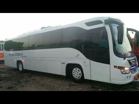 Wrc ..kpk buses nice starting style must watch karachi to peshawer buses