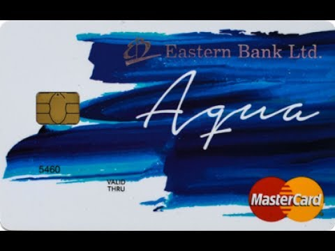 How to get EBL MasterCard Aqua Prepaid Card