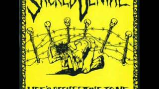 sacred denial - pissed at the world
