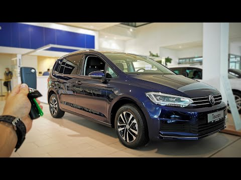 2020 VW TOURAN United 1.5 TSI (150 HP)