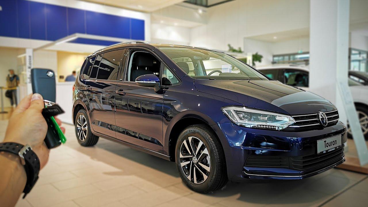 2020 VW TOURAN United 1.5 TSI (150 HP) - YouTube