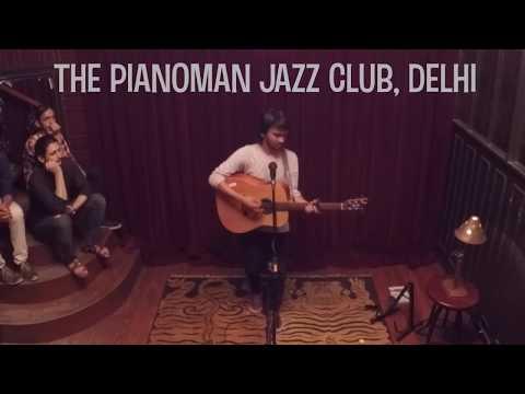 10,000 Motherfuckers (Jason Mraz Cover) - Mahesh \ Live at The Pianoman Jazz Club, Delhi