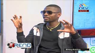 #theTrend: Ben Pol on how he launched his music career and his beef with Darassa