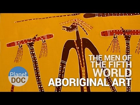 Aboriginal Art The Men Of Fifth World
