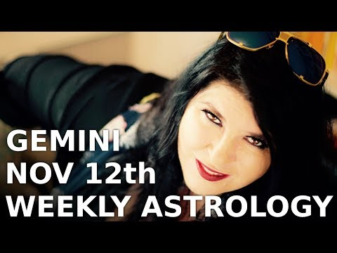 gemini weekly horoscope 29 november 2019 by michele knight