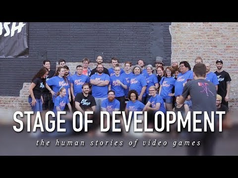 Stage of Development | Bit Bash Chicago - Idiots Doing a Dumb Thing